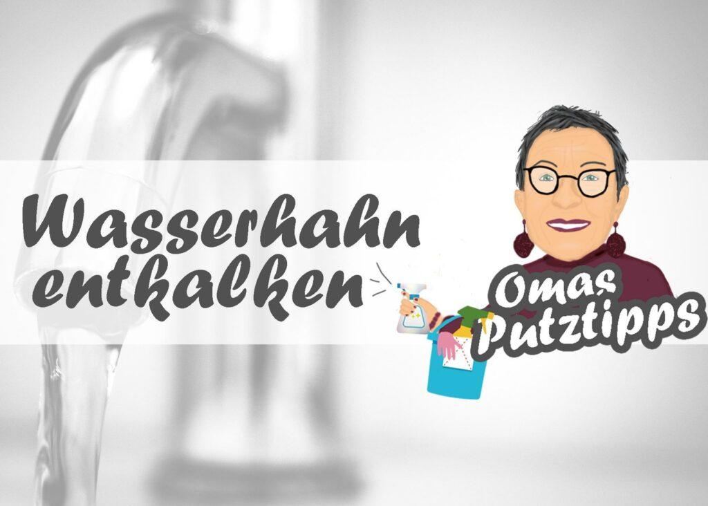Read more about the article Wasserhahn selbst entkalken