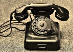Telefonterror</br><small><small>nicht mit mir</small></small>