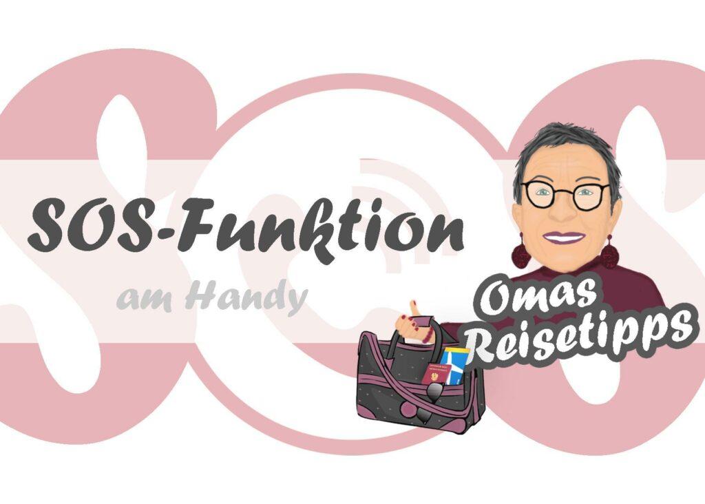 SOS-Funktion am Handy