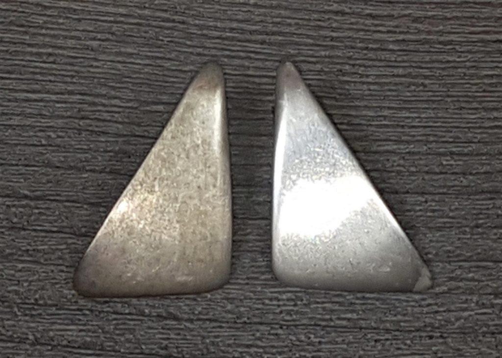 Silber putzen