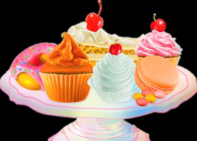 Tortencreme <br><small><small>fruchtig, schnell und einfach</small></small>