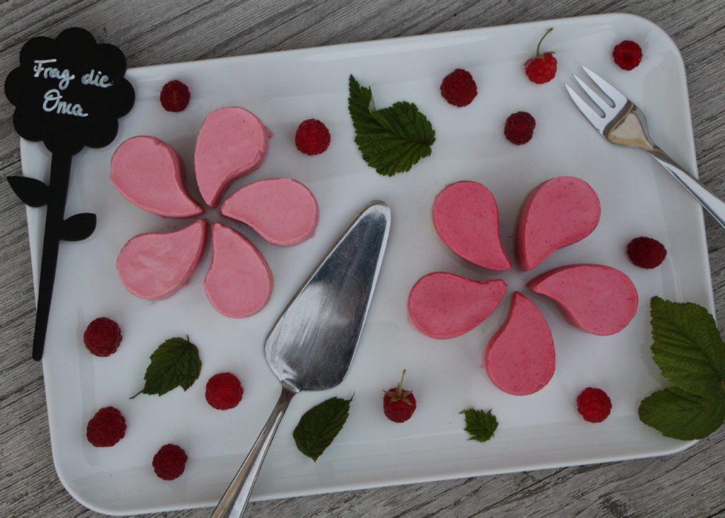 Himbeer-Joghurt-Törtchen