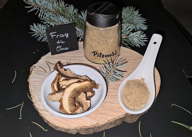 Pilzmehl