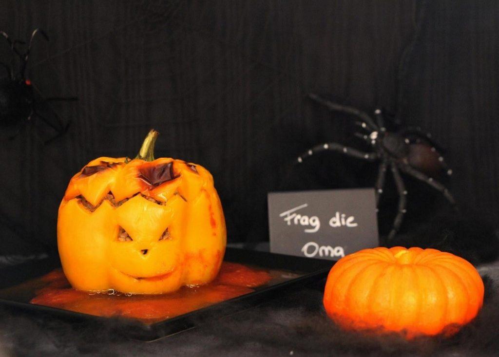 Paprika a la Halloween