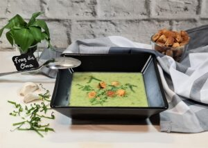 Read more about the article Bärlauchcremesuppe