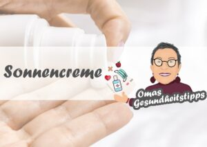 Read more about the article Sonnencreme<br><small><small>giftfrei</small></small>