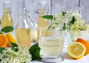 Read more about the article Holler-Orangen-Sirup