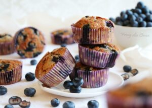 Read more about the article Heidelbeermuffins