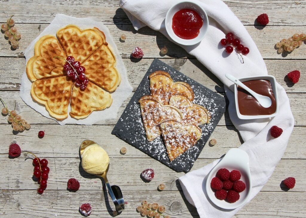 Read more about the article Waffeln